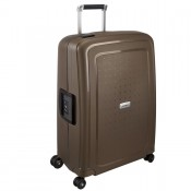 Samsonite S'Cure Deluxe Spinner 69 Metallic Bronze