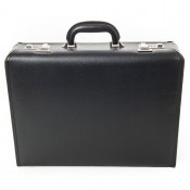 Davidt's Attache Case L Black