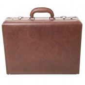 Davidt's Attache Case L Brown