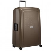 Samsonite S'Cure Deluxe Spinner 81 Metallic Bronze
