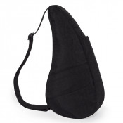 The Healthy Back Bag The Classic Collection Textured Nylon M iPad Black
