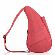 The Healthy Back Bag The Classic Collection Textured Nylon S Tuscan Red