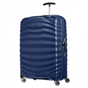 Samsonite Lite-Shock Spinner 75 Deep Blue
