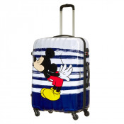 American Tourister Legends Disney Spinner 75 Alfatwist Mickey Kiss