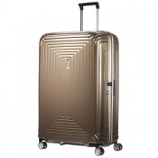 Samsonite Neopulse Spinner 81 Metallic Sand