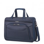 "Samsonite Desklite Bailhandle Expandable 15.6"" Blue"