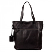 Burkely Vintage Jade Laptop Shopper Black 700322