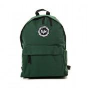 Hype Badge Rugzak Green