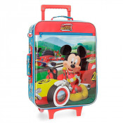 Disney Soft Trolley 50 Cm 2 Wheels Mickey Roadster Racers