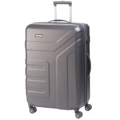 Travelite Vector 4 Wheel Trolley L Anthracite