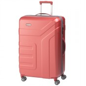 Travelite Vector 4 Wheel Trolley L Coral