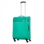 American Tourister Funshine Spinner 66 Aqua Green