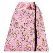 Mi-Pac Kit Bag Sporttas Little Miss Princess Pink