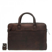 DSTRCT Wall Street Business Laptoptas 17'' Brown 76820