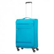 American Tourister Herolite Super Light Spinner 67 Mighty Blue