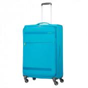 American Tourister Herolite Super Light Spinner 74 Mighty Blue