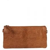 Burkely Lizard Mini Bag Schoudertas Cognac 871080