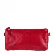 Burkely Lizard Mini Bag Schoudertas Red 871080