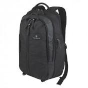 """Victorinox Altmont 3.0 Vertical-Zip Laptop Backpack 17"""" Black"""