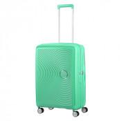 American Tourister Soundbox Spinner 67 Exp. Deep Mint