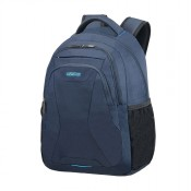 "American Tourister AT Work Laptop Backpack 15.6"" Midnight Navy"