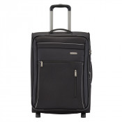 Travelite Capri 2 Wheel Trolley M Expandable Black