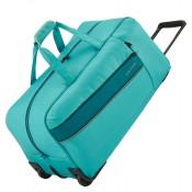 Travelite Kite Wheeled Duffle 64 Turquoise
