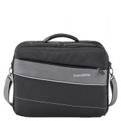 Travelite Kite Boarding Bag Schoudertas Black