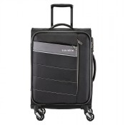 Travelite Kite 4 Wheel Trolley M Expandable Black