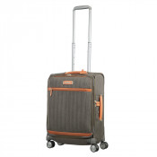 Samsonite Lite-DLX Spinner 55 Exp. Dark Olive
