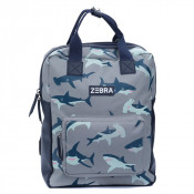 Zebra Trends Boys Rugzak L Shark