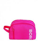 Bjorn Borg Flyer Toiletcase Tube Pink