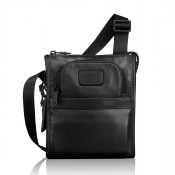 Tumi Alpha 2 Travel Pocket Bag Small Black