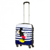 American Tourister Legends Disney Spinner 55 Alfatwist 2.0 Mickey Kiss