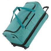 Travelite Basics Trolley Travelbag XXL 80cm Light Green