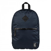The Pack Society The Classics Rugzak Solid Dark Blue