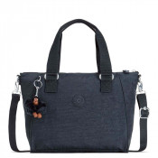 Kipling Amiel Schoudertas True Navy