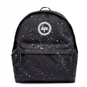 Hype Speckle Rugzak Black/ Silver