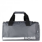 Bjorn Borg Baseline Sports Bag Grey