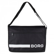 Bjorn Borg Baseline Flyer Low Shoulder Bag Black