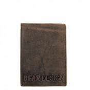 Bear Design Dark Nature Portemonnee 7208 Bruin