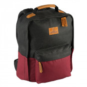 Nomad Clay Daypack Backpack 18L Deep Red/ Phantom