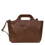 Myomy My Carry Bag Handbag Bubble Brandy
