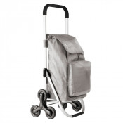 CarryOn Shopping Cruiser Stairs Climber Grey
