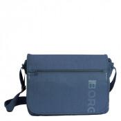 Bjorn Borg Core L Flapbag Blue