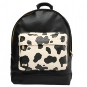 Mi-Pac Gold Rugzak Cow Pocket Cream/ Black