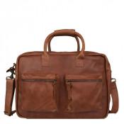 Cowboysbag The College Bag Schoudertas 1380 Cognac