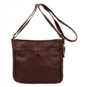 Cowboysbag Bag Lamont Schoudertas 1957 Cognac