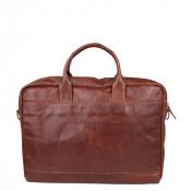 Cowboysbag Bag Logan Schoudertas 1961 Cognac