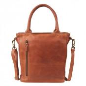Cowboysbag Bag Luton Medium 1919 Cognac
